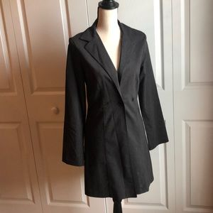 Ladies Back Long Jacket